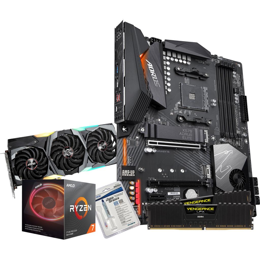 AMD Advanced Upgrade Kit + MSI GeForce RTX 2080 Super Gaming X Trio