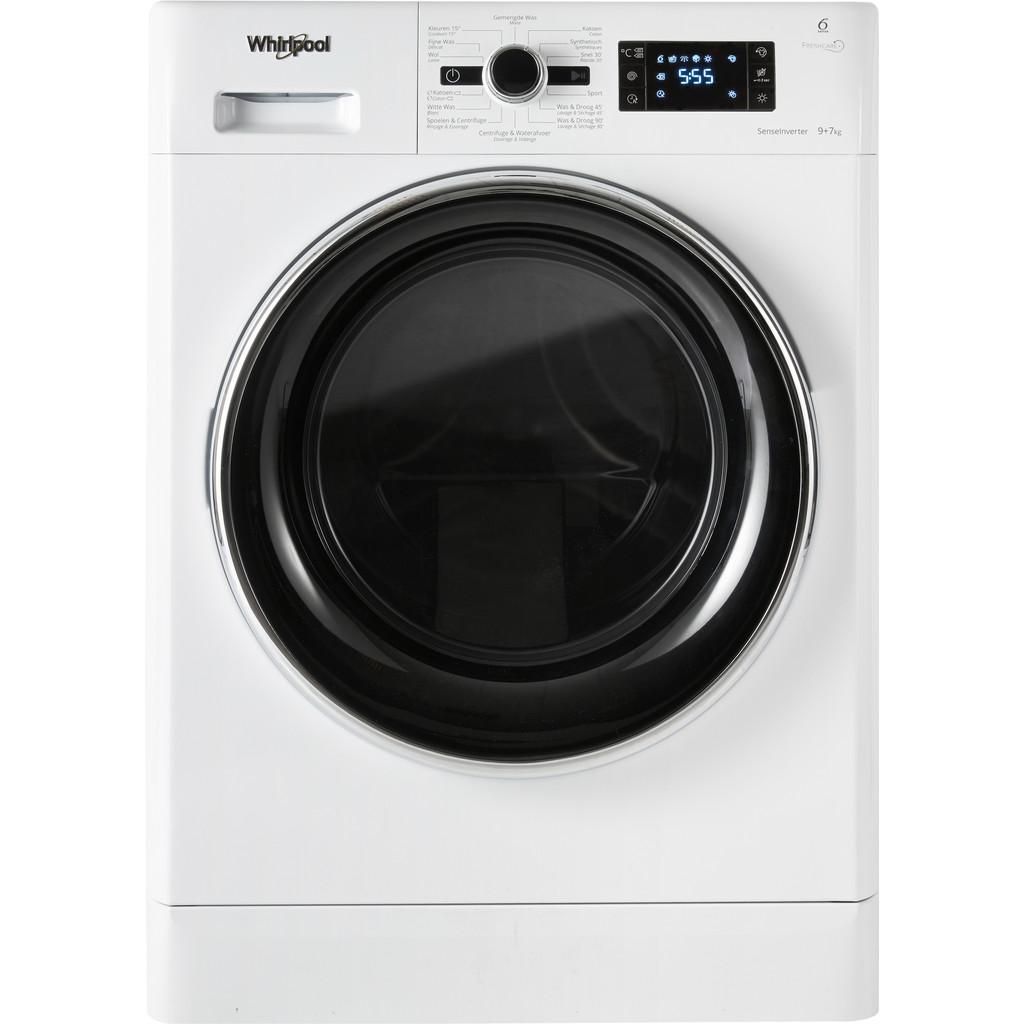 Whirlpool FWDGBE97168WBC - 9/7 kg