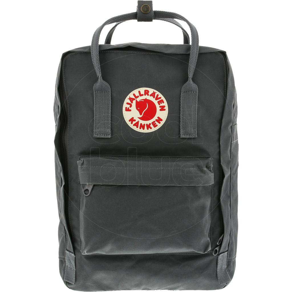 Fjällräven Kånken Laptop 15'' Super Grey 18L