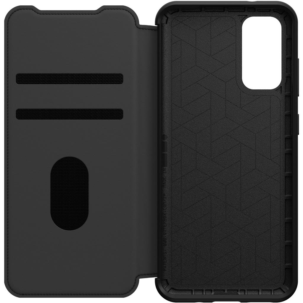 Otterbox Strada Samsung Galaxy S20 Book Case Zwart