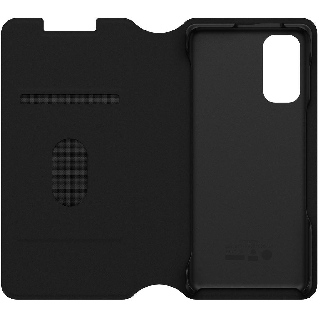 Otterbox Strada Via Samsung Galaxy S20 Book Case Zwart