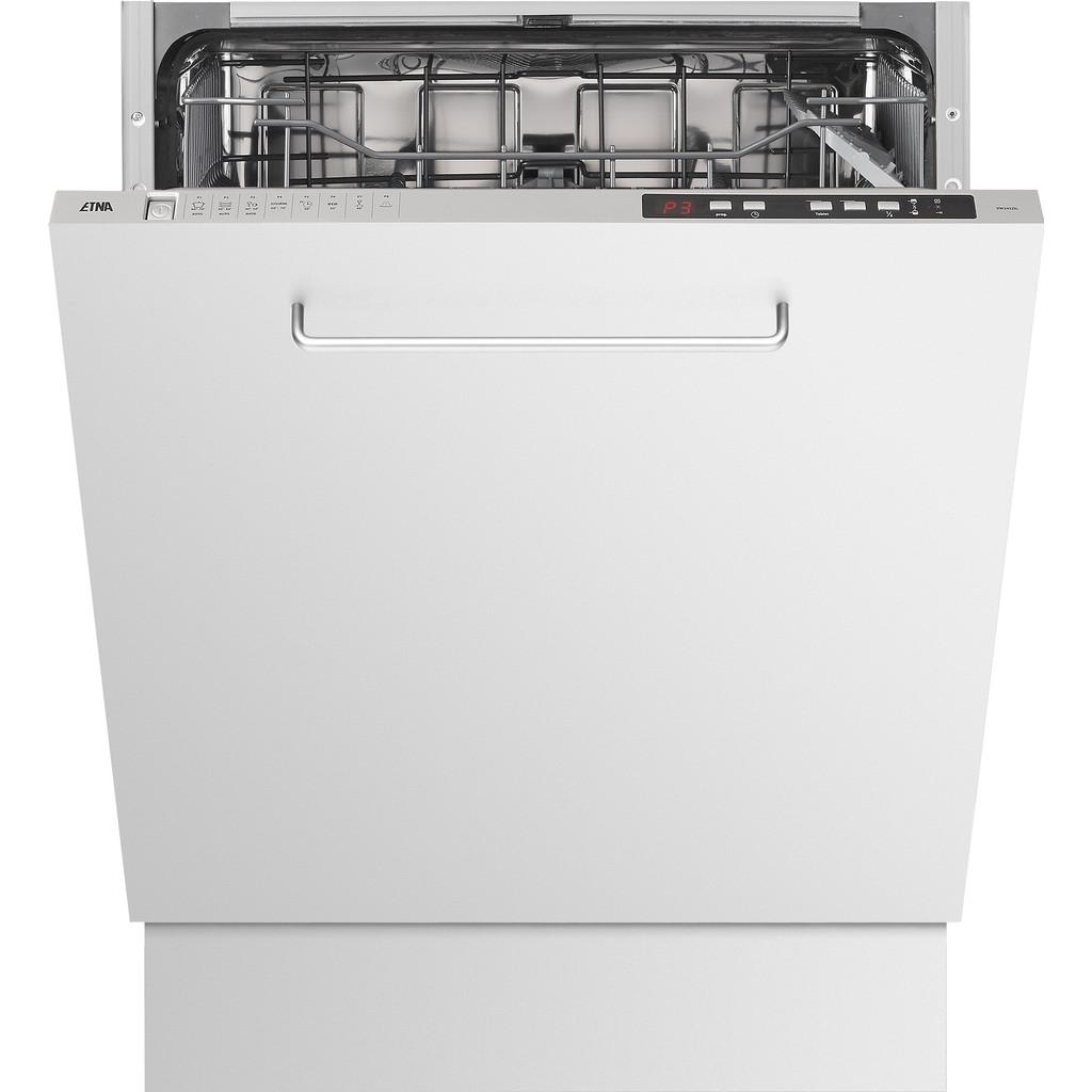 ETNA VW247ZIL / Inbouw / Volledig geintegreerd / Nishoogte 81,5 - 87,5 cm
