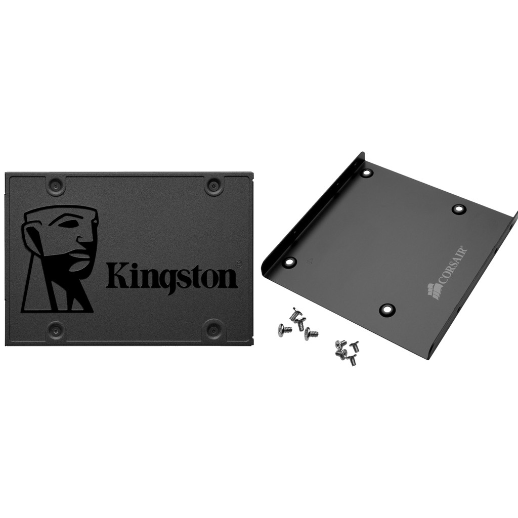 Kingston A400 SSD 240GB + Mounting bracket