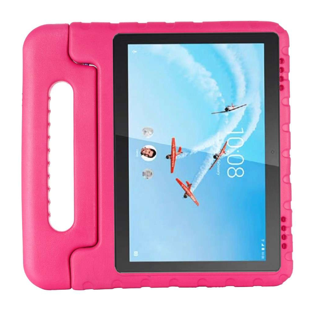 Just in Case Kids Case Classic Lenovo Tab E10 Back Cover Roze