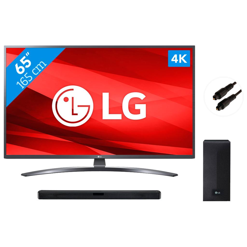 LG 65UM7400 + Soundbar