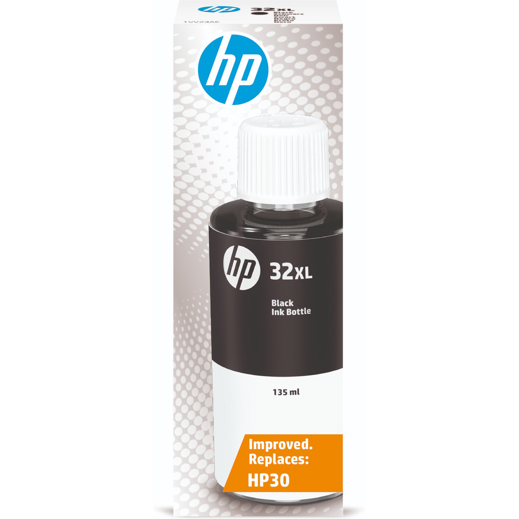 HP 32XL 135ml Black Original Ink Bottle