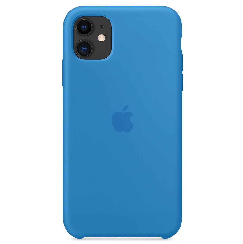 Apple iPhone 11 Silicone Back Cover Pacific