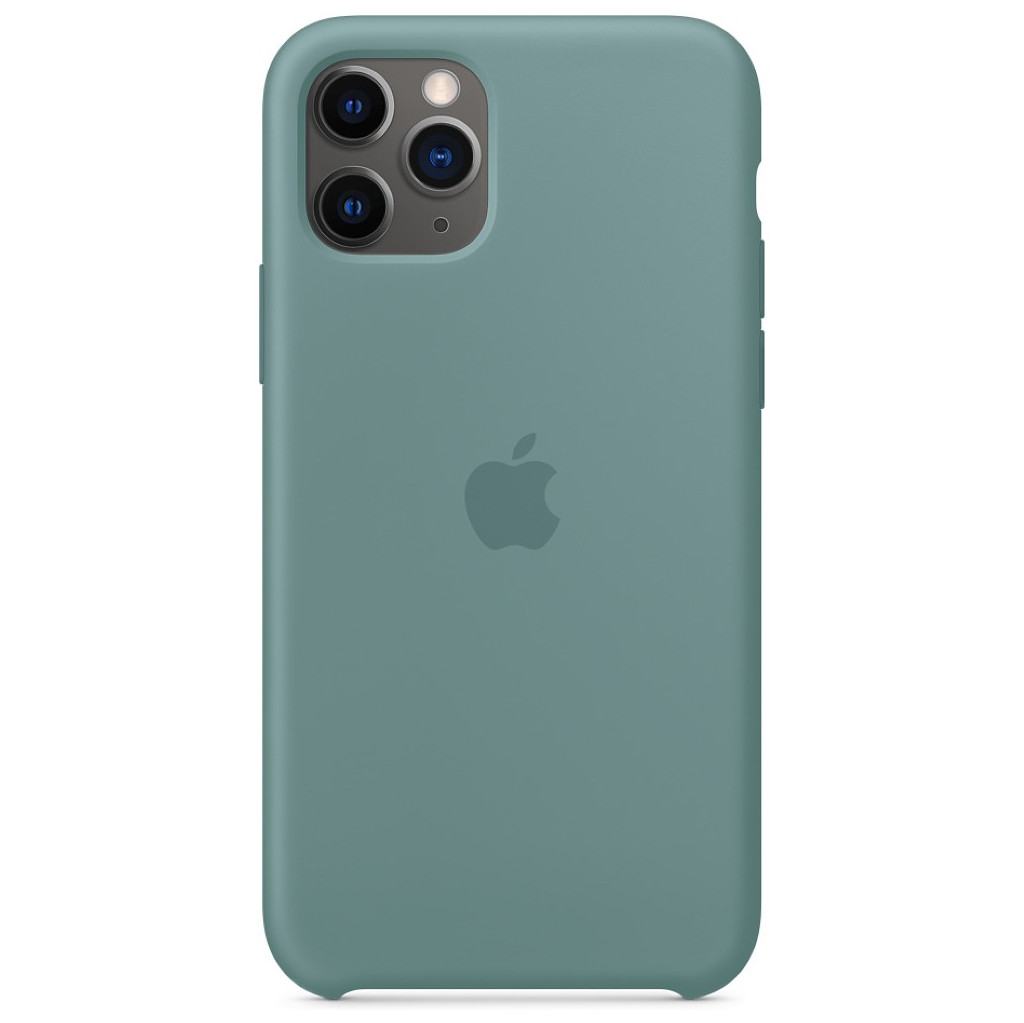 Apple iPhone 11 Pro Silicone Back Cover Cactus