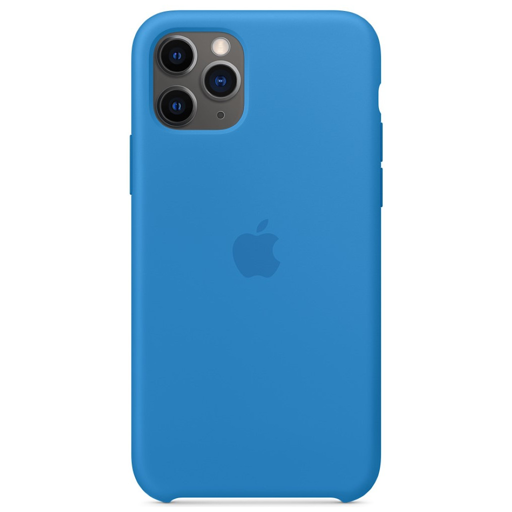 Apple iPhone 11 Pro Silicone Back Cover Pacific