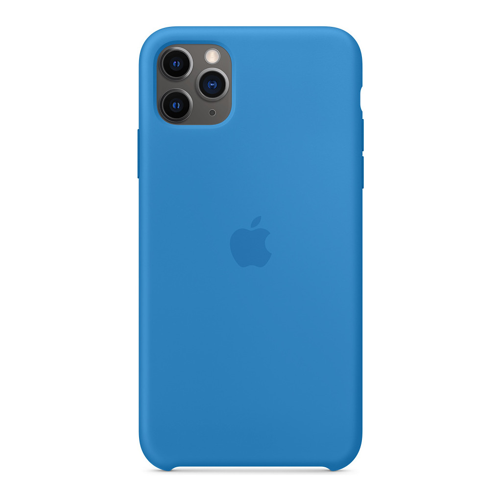 Apple iPhone 11 Pro Max Silicone Back Cover Pacific