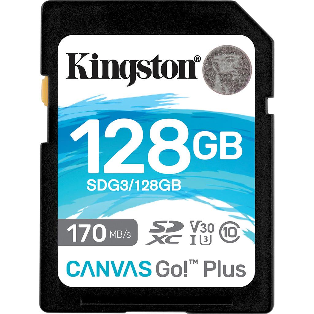 Kingston Canvas Go Plus 128GB