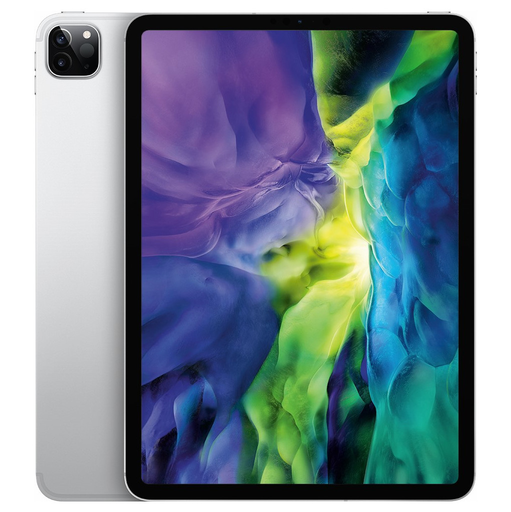 Apple iPad Pro (2020) 11 inch 1 TB Wifi + 4G Zilver