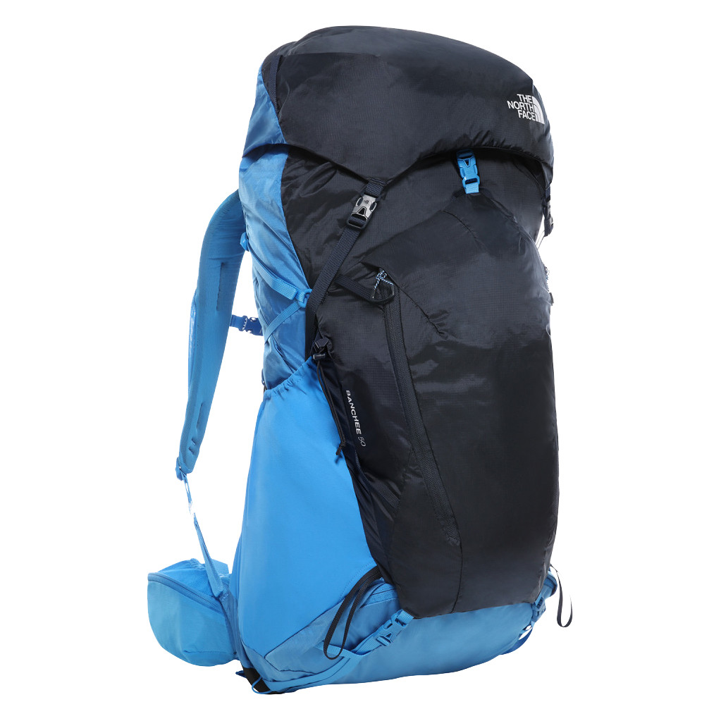 The North Face Banchee L Clear Lake Blue/Urban Navy L/XL 50L