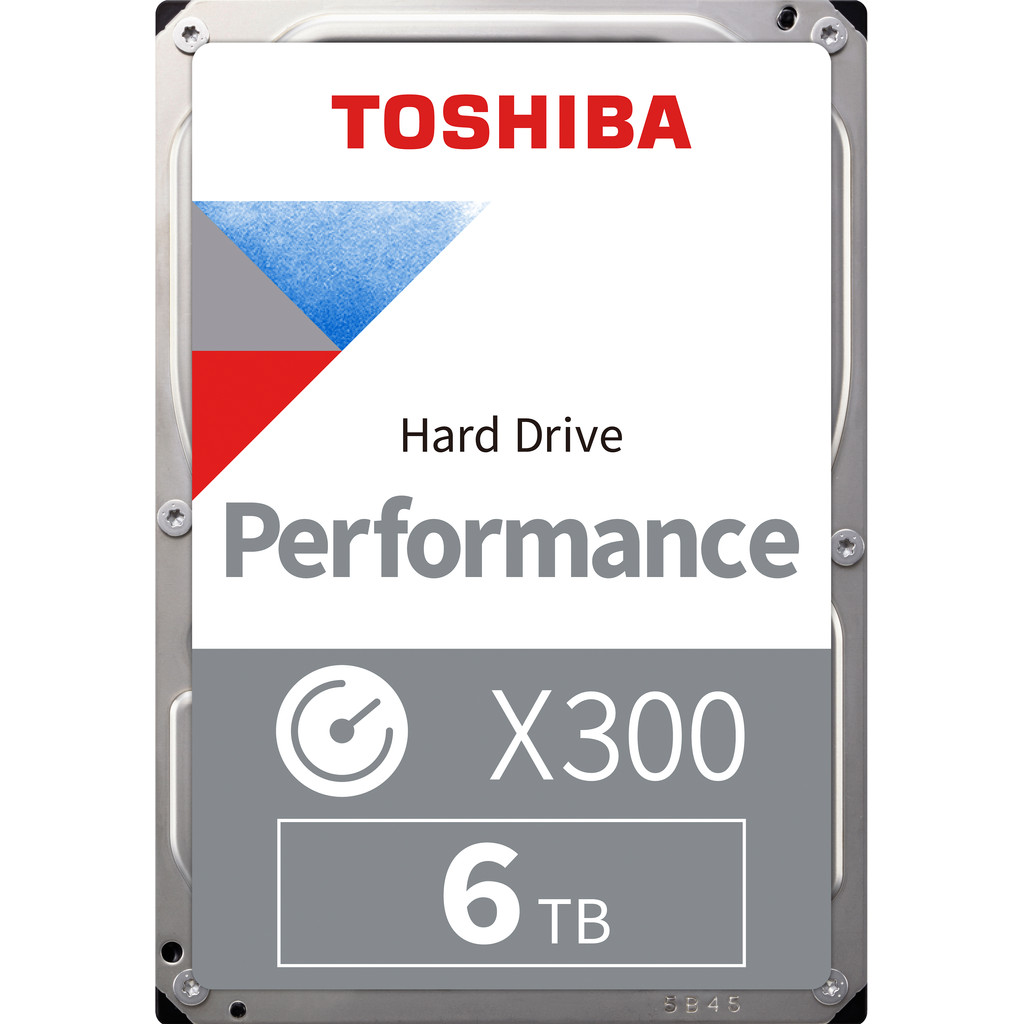 Toshiba X300 HDWE160EZSTA 6TB