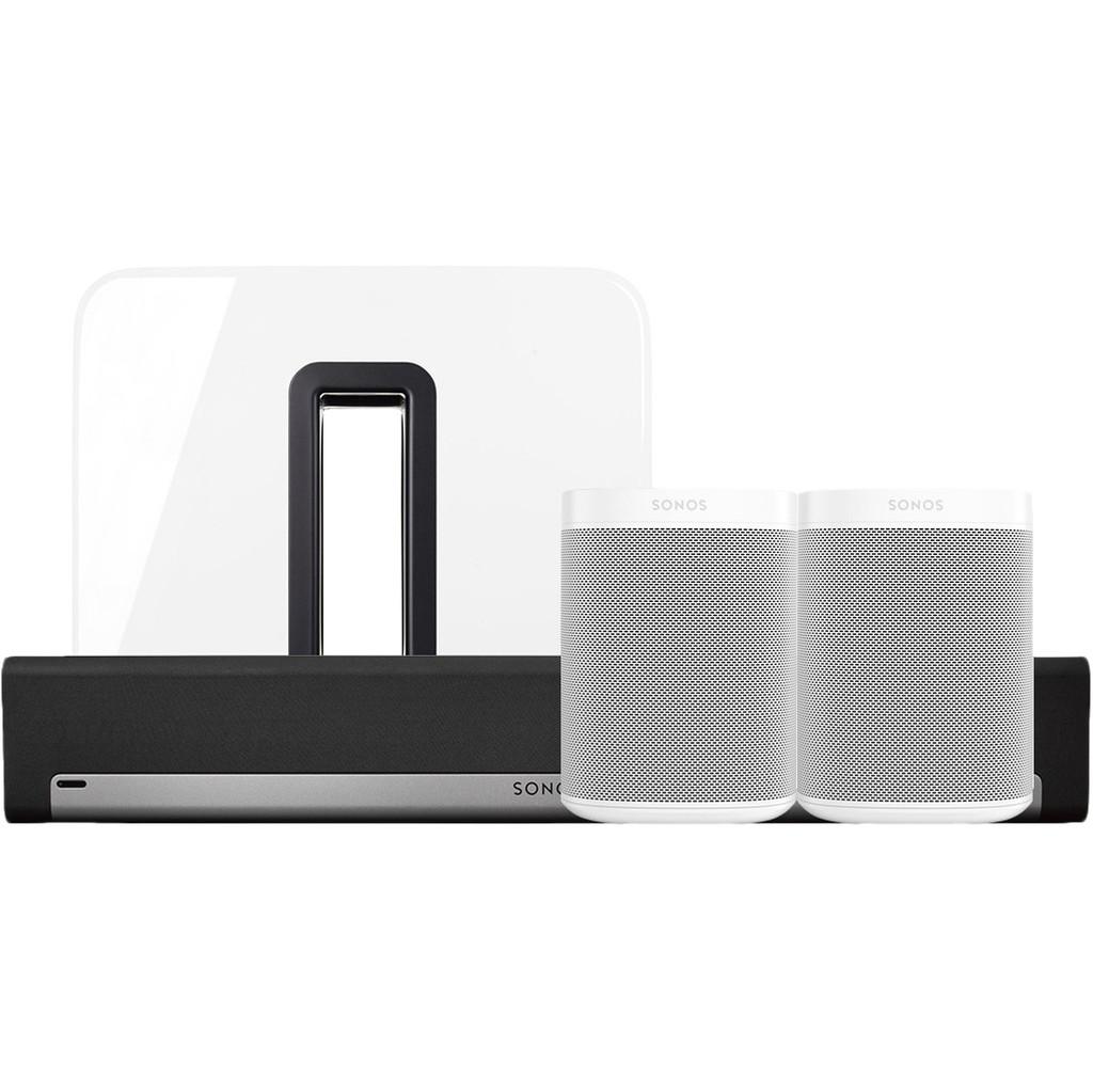 Sonos Playbar 5.1 + One (x2) + Sub Wit