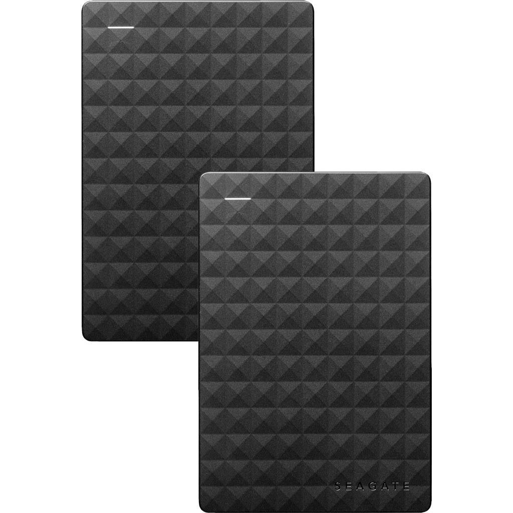 Seagate Expansion Portable 2 X 1 TB (Duo Pack)