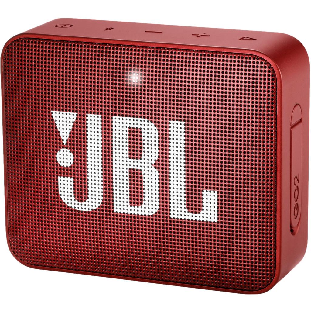 JBL Go 2 Rood