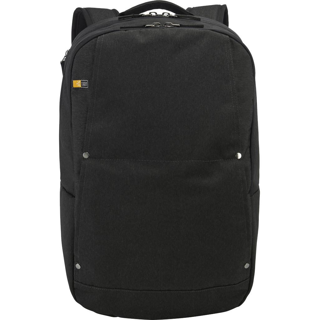 """Case Logic Huxton 15"""" Black 24L"""
