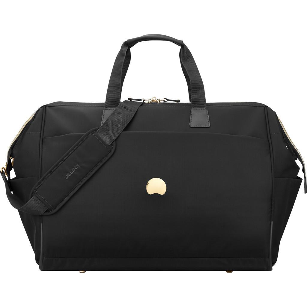 Delsey Montrouge Cabin Duffle Bag Zwart