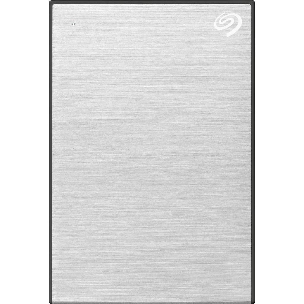 Seagate Backup Plus 5TB Zilver