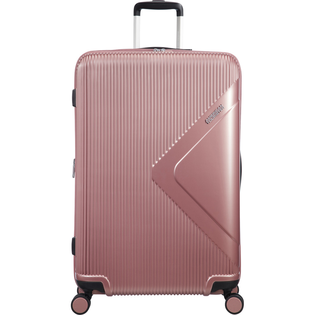 American Tourister Modern Dream Expandable Spinner 78cm Rose Gold