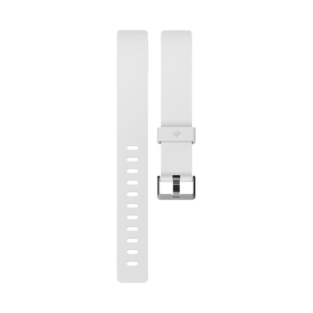 Fitbit Inspire/Inspire HR Bandje Kunststof Wit L