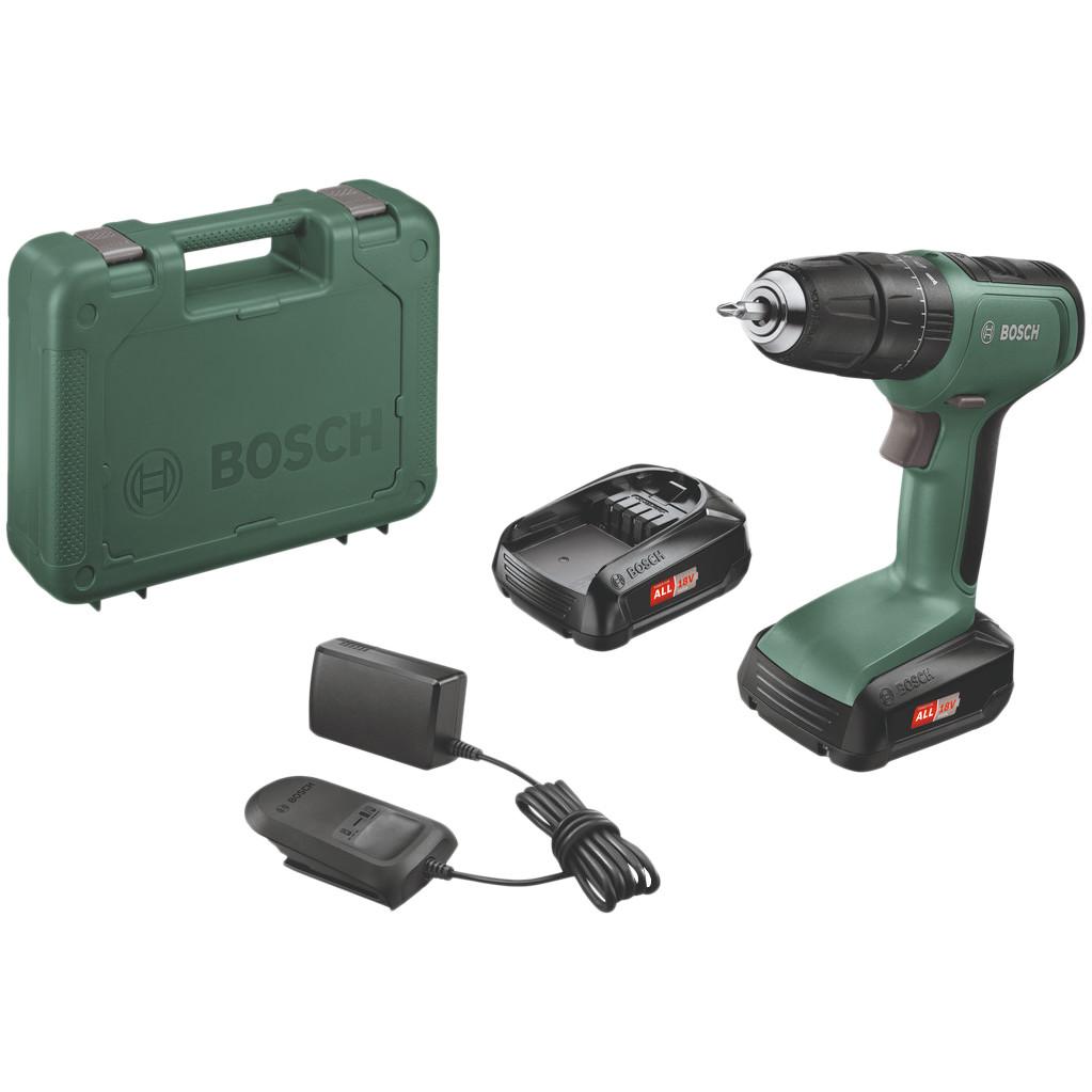 Bosch UniversalImpact 18 + 2e accu