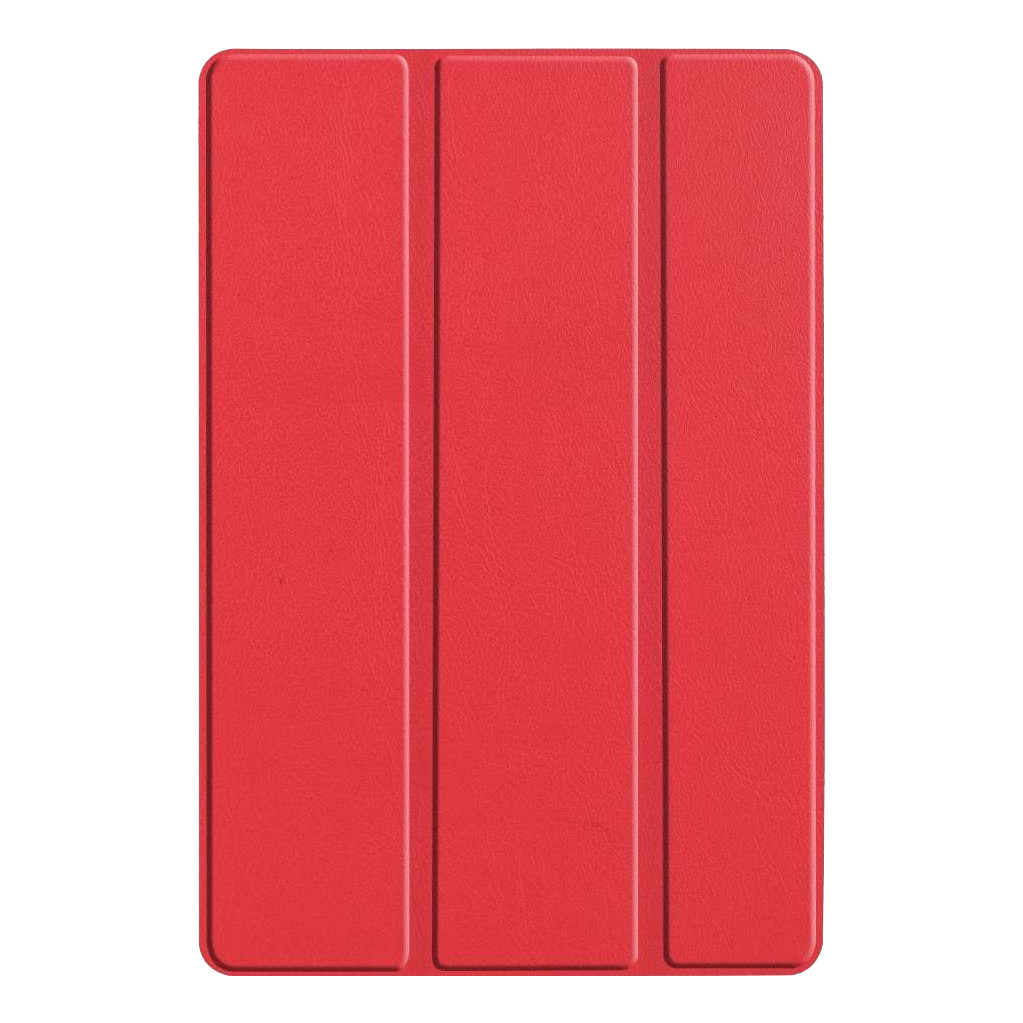 Just in Case Smart Tri-Fold Huawei MediaPad M6 10.7 Inch Book Case Rood