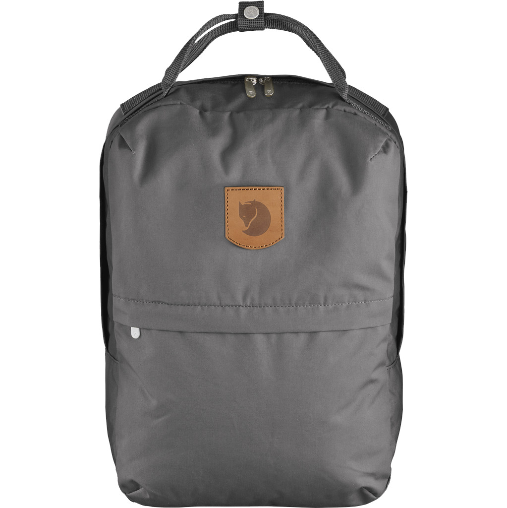 "Fjallraven Greenland Zip Large 15"" Super Grey 23L"