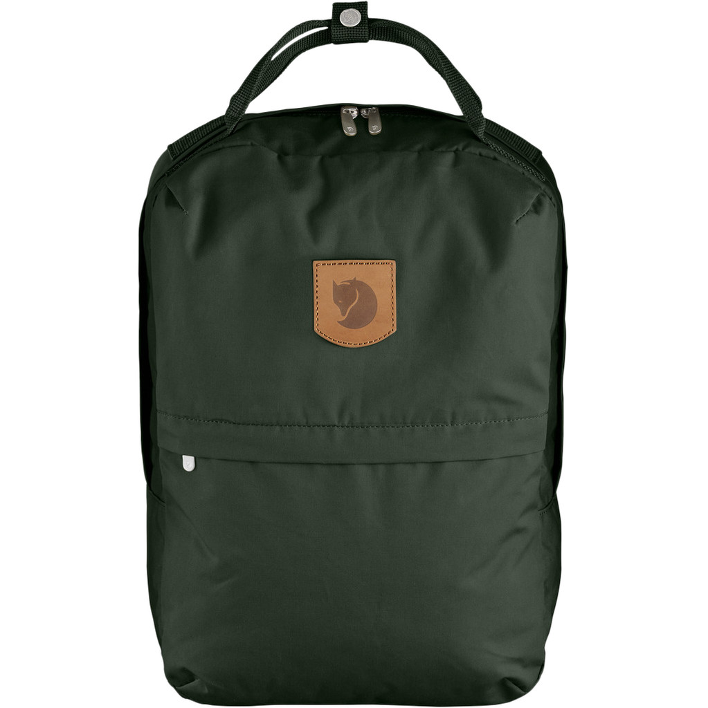 "Fjallraven Greenland Zip Large 15"" Deep Forest 23L"