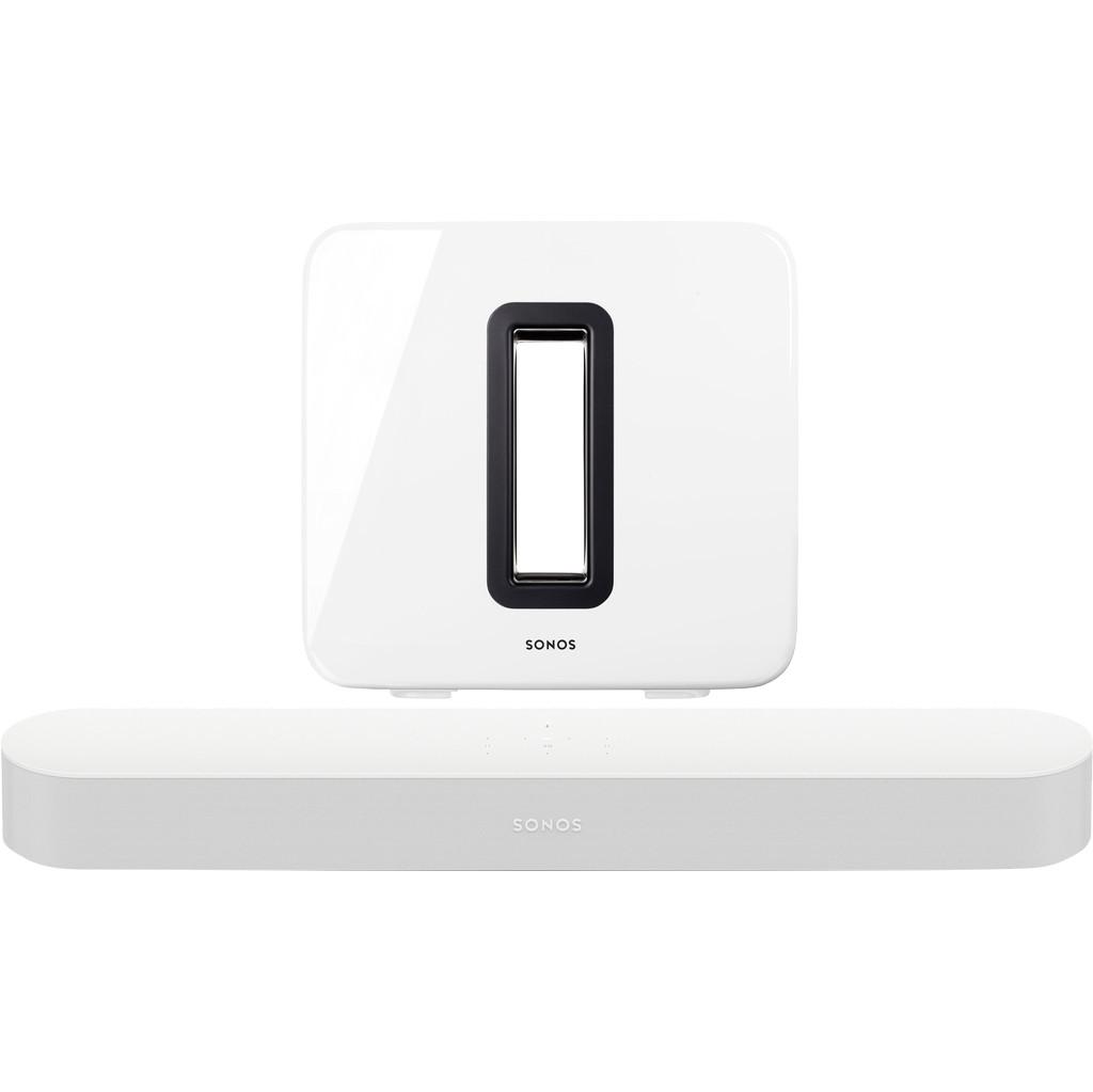 Sonos Beam 3.1 + Sub Wit