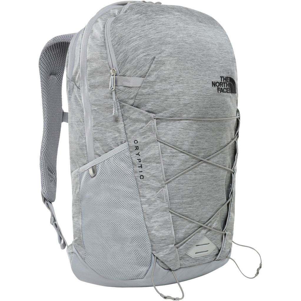 "The North Face Cryptic 15"" TNF Medium Grey Heather/Black 23L"