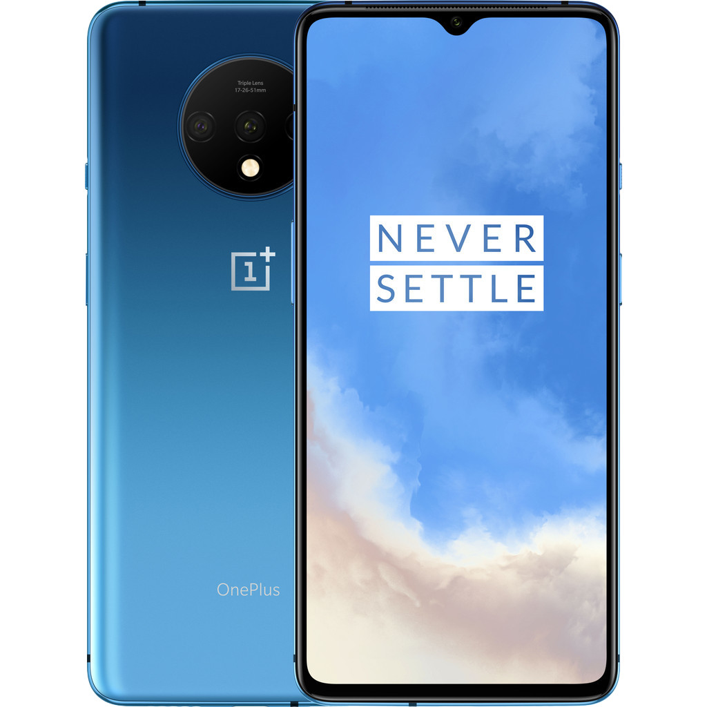 OnePlus 7T 128GB Blauw
