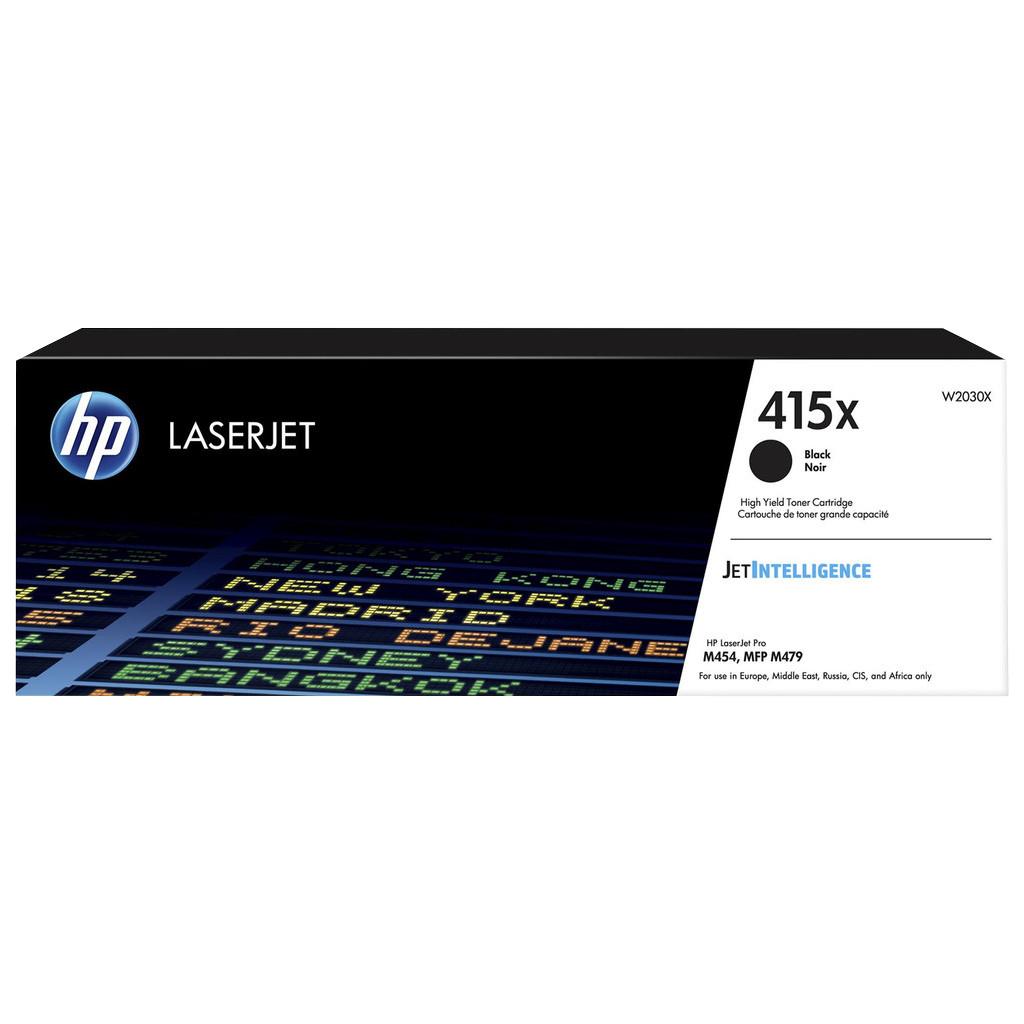 HP 415X originele high-capacity zwarte LaserJet tonercartridge
