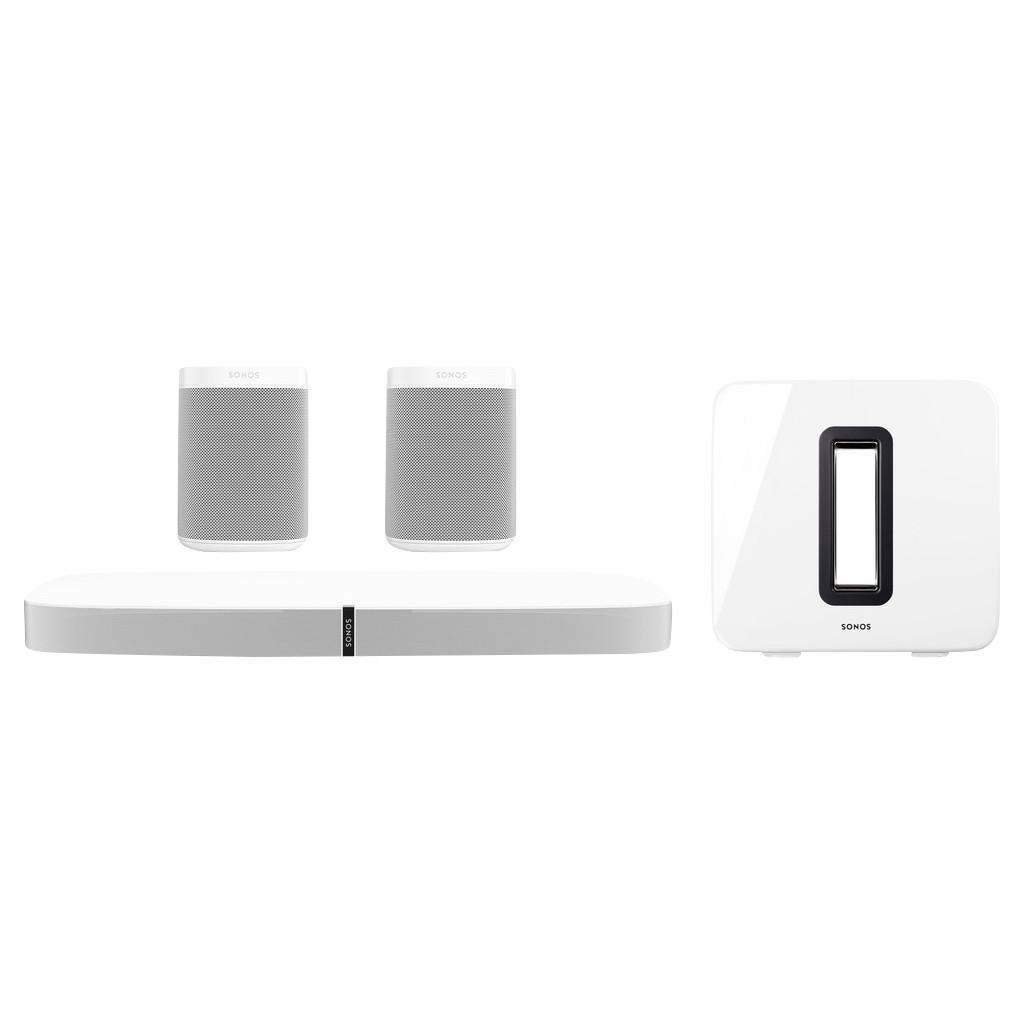 Sonos Playbase 5.1 + One (2x) + Sub Wit