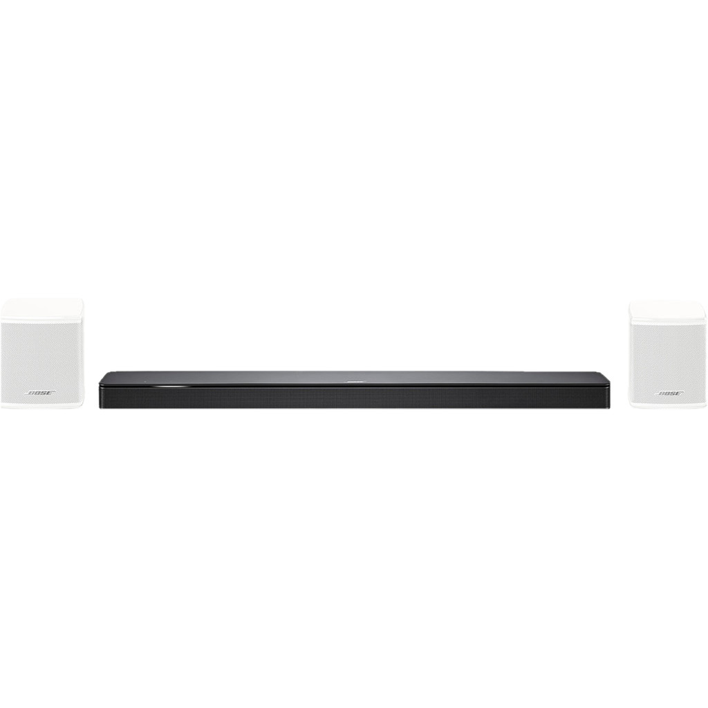 Bose Soundbar 500 5.0 + Bose Surround Speakers Wit