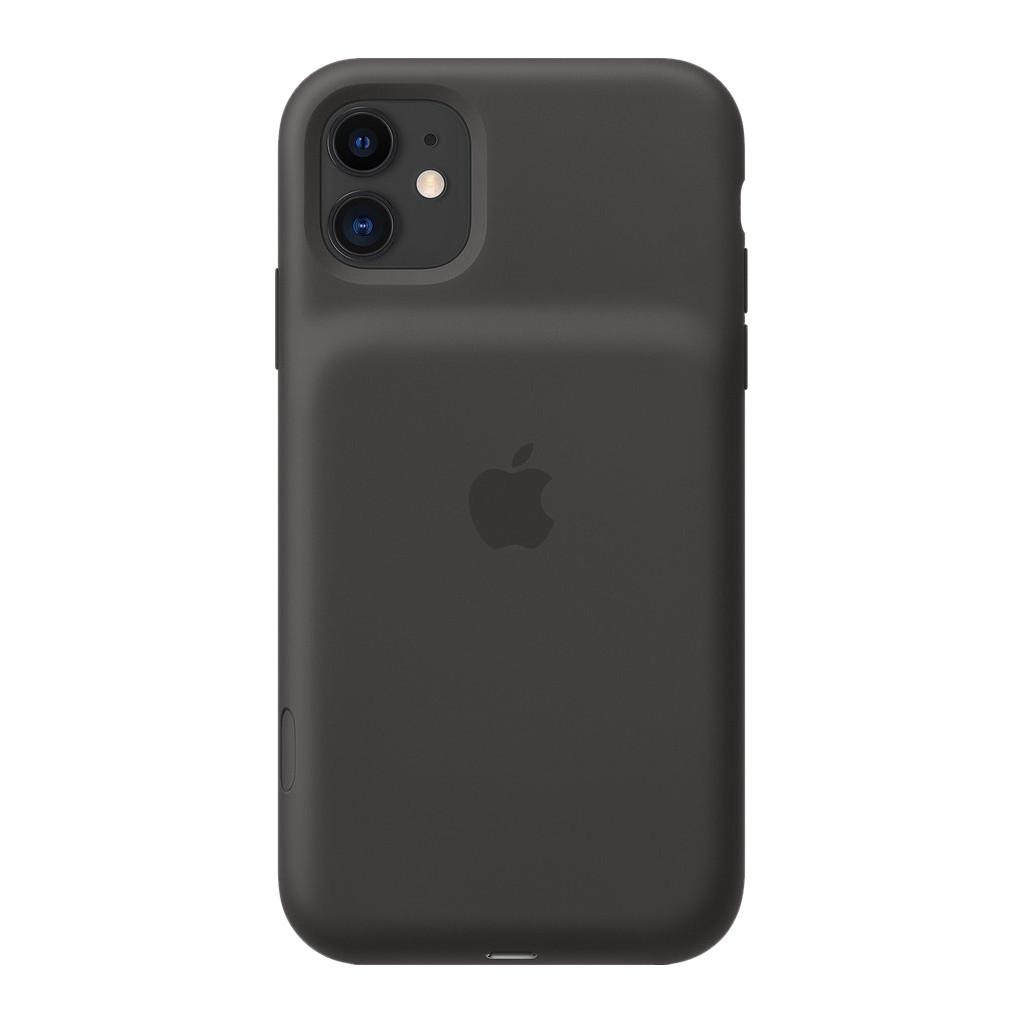 Apple iPhone 11 Smart Battery Case met Draadloos Opladen Zwart