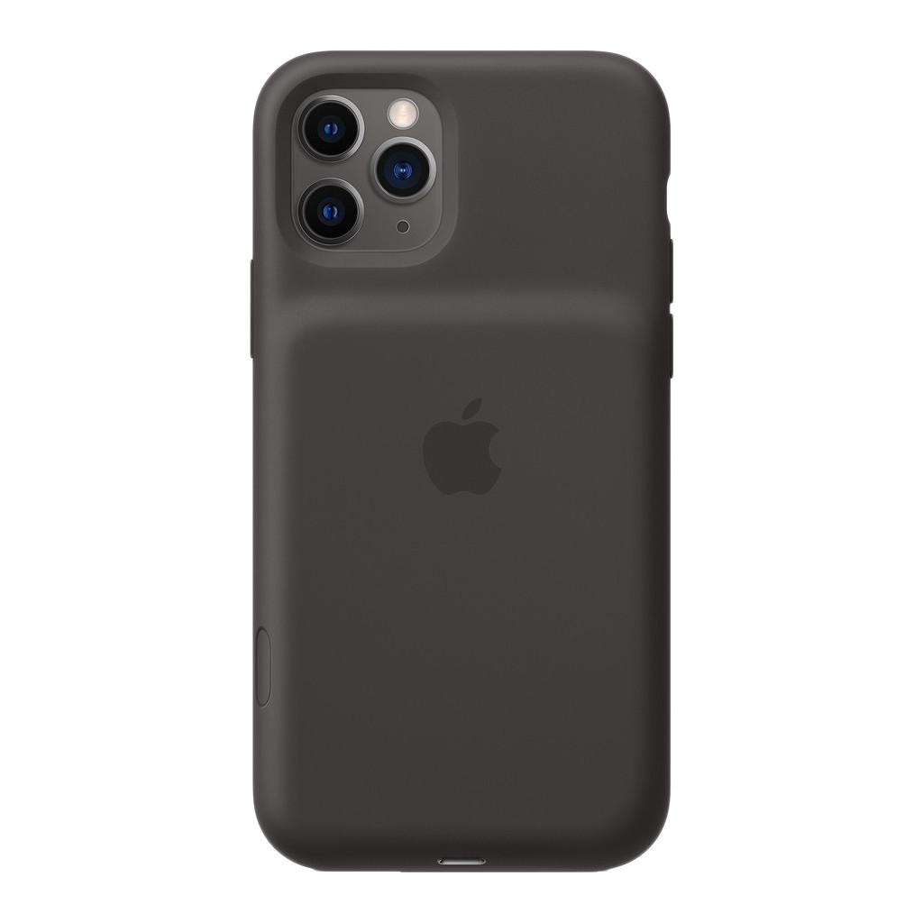 Apple iPhone 11 Pro Smart Battery Case met Draadloos Opladen Zwart
