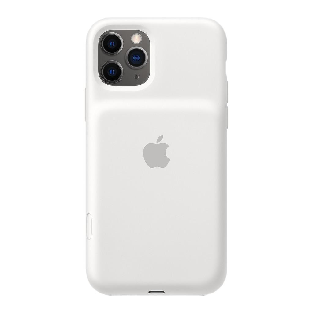 Apple iPhone 11 Pro Smart Battery Case met Draadloos Opladen Wit