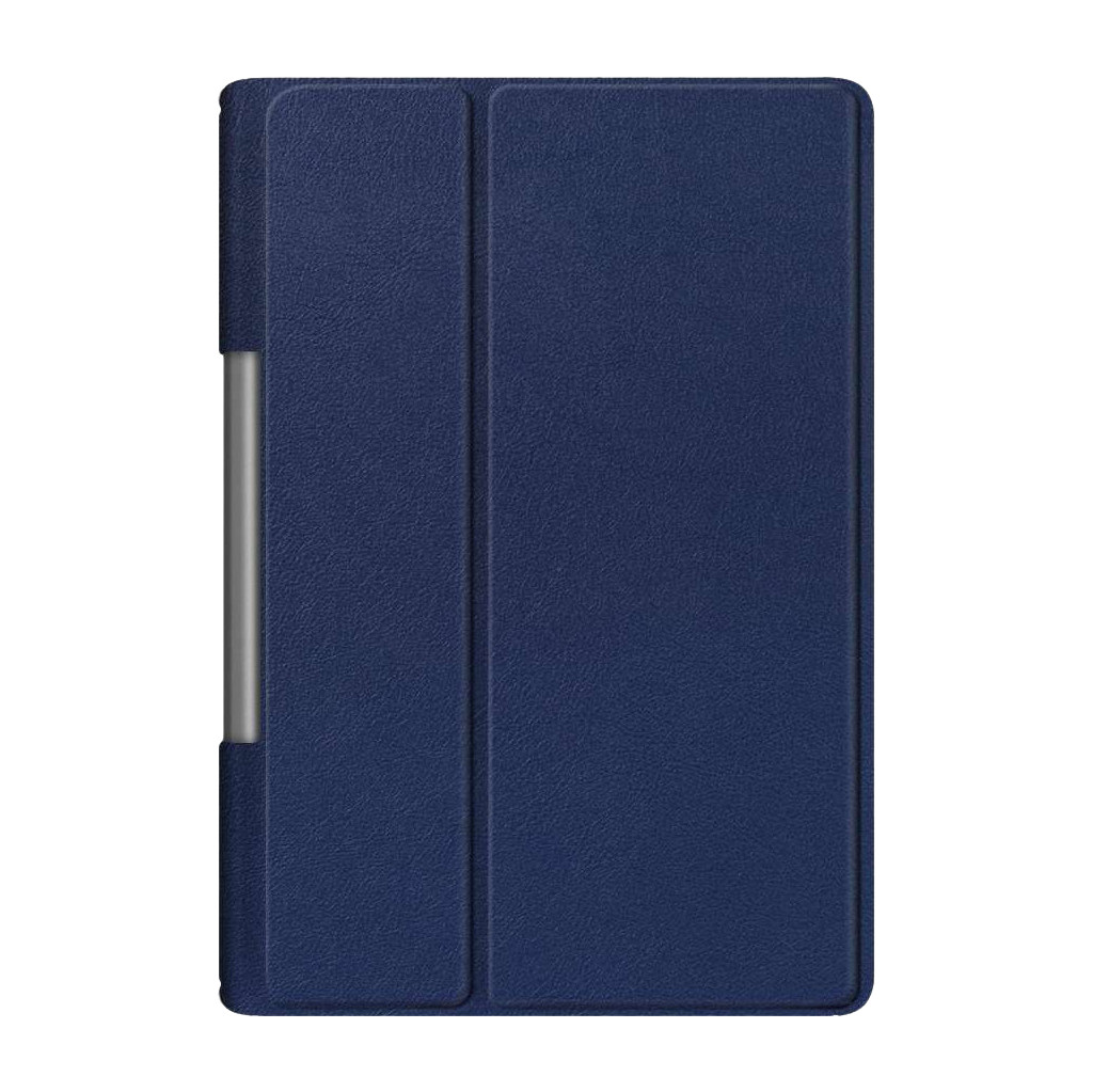 Just in Case Smart Tri-Fold Lenovo Yoga Smart Tab Book Case Blauw