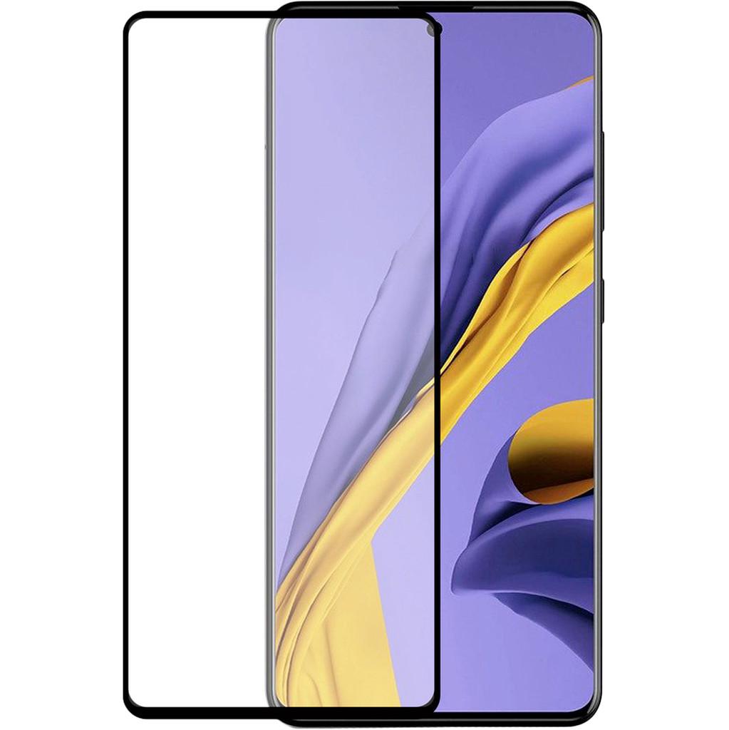 Azuri Samsung Galaxy A51 Screenprotector Glas