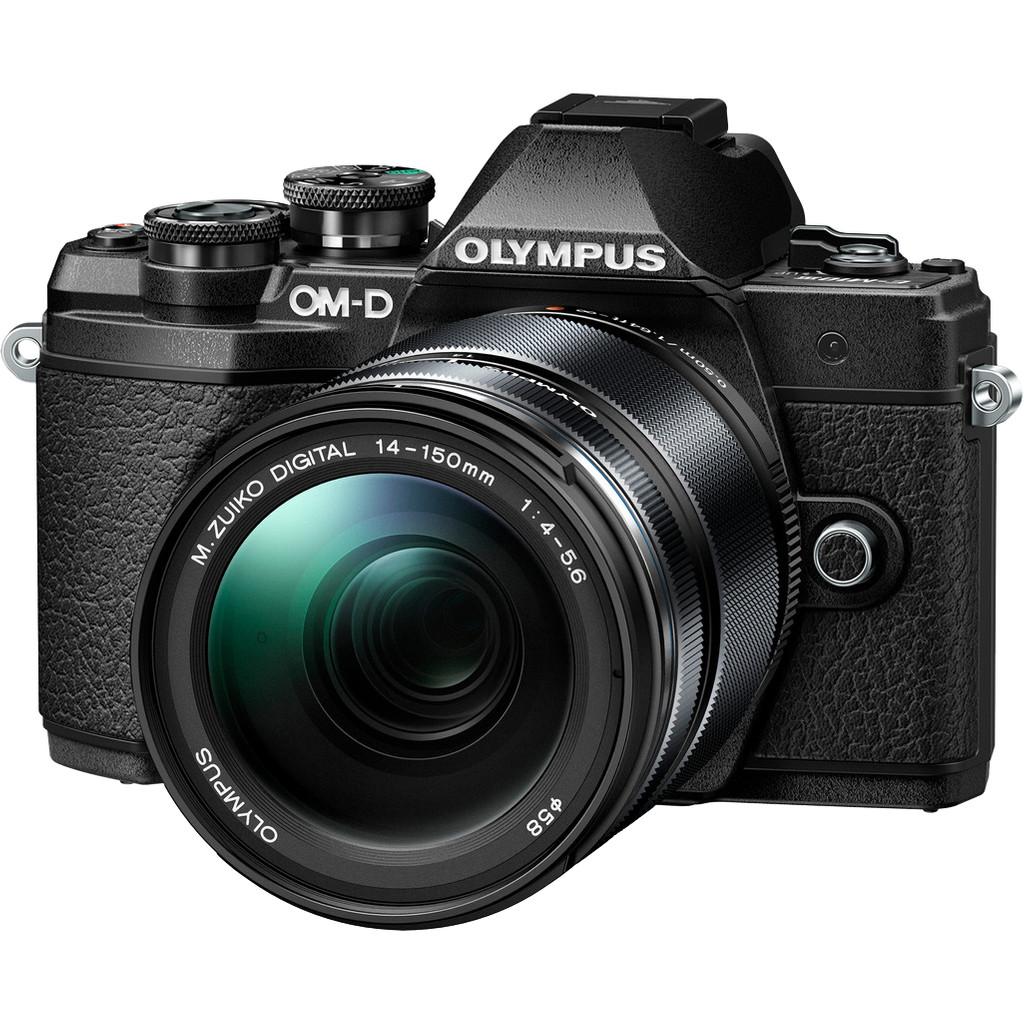 Olympus OM-D E-M10 Mark III Zwart + 14-150mm f/4-5.6 Zwart