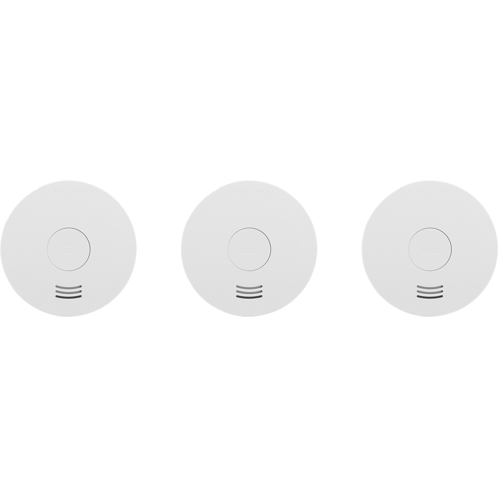 Smartwares FSM-12400 Rookmelder 3-Pack (10 jaar)