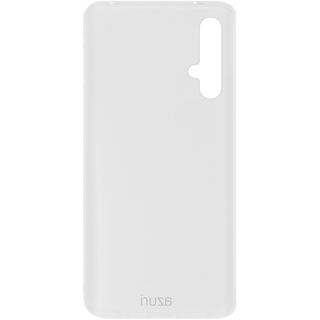 Azuri TPU Honor 20 Back Cover Transparant