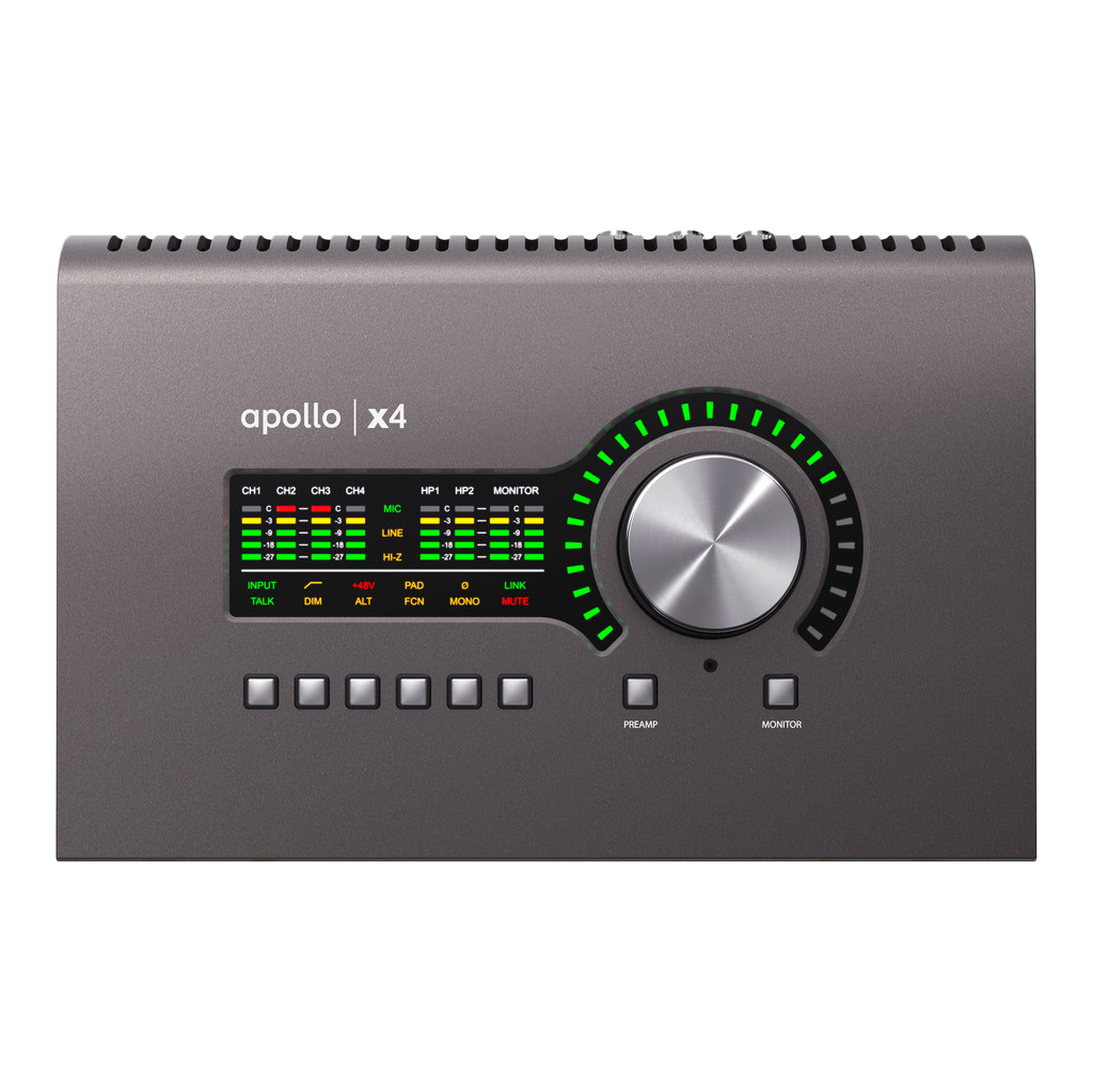 Universal Audio Apollo x4
