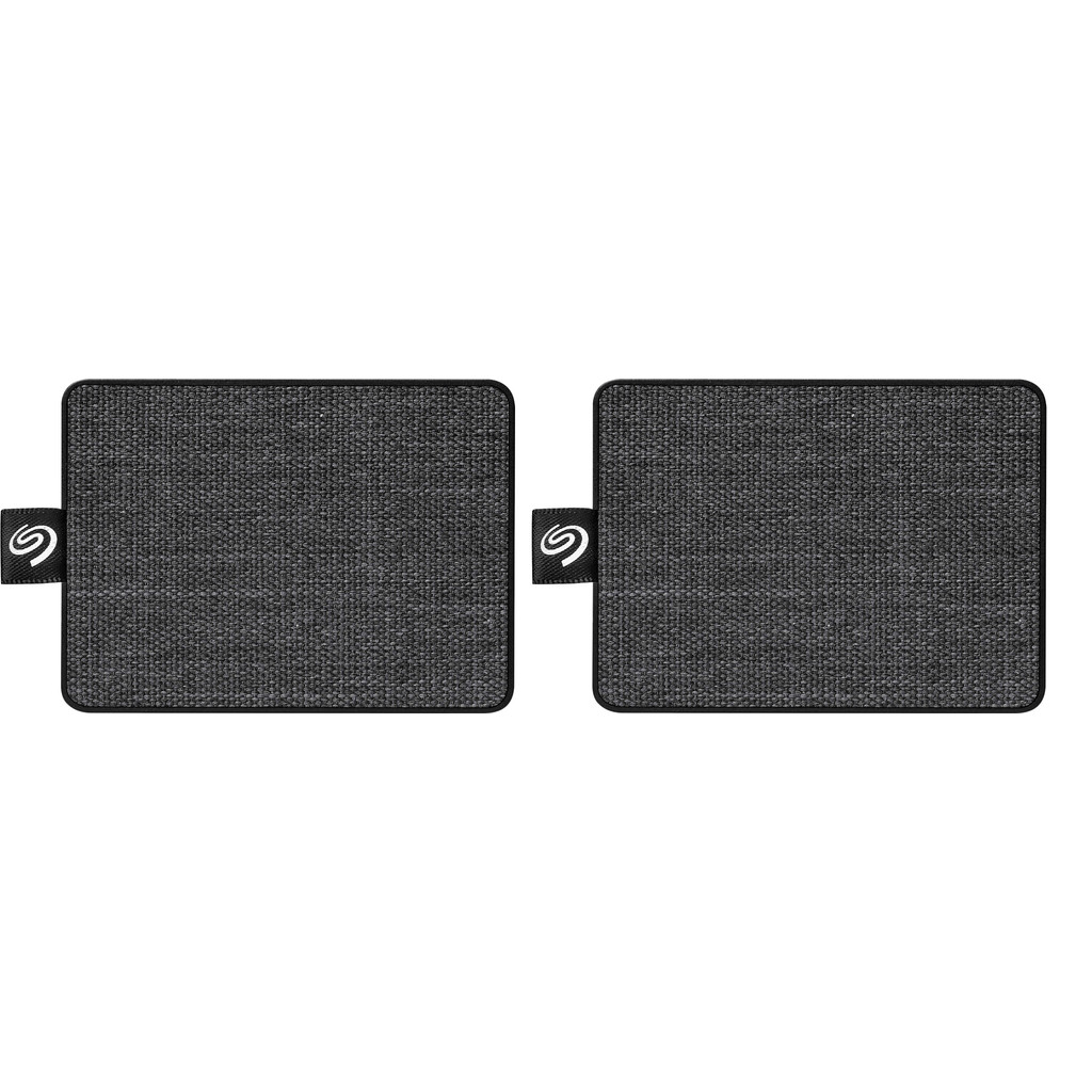 Seagate One Touch SSD 500GB Zwart Duo Pack