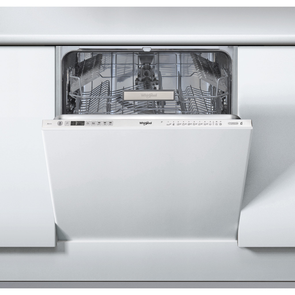 Whirlpool WIO 3O33 DE / Inbouw / Volledig geïntegreerd / Nishoogte 82 - 90 cm