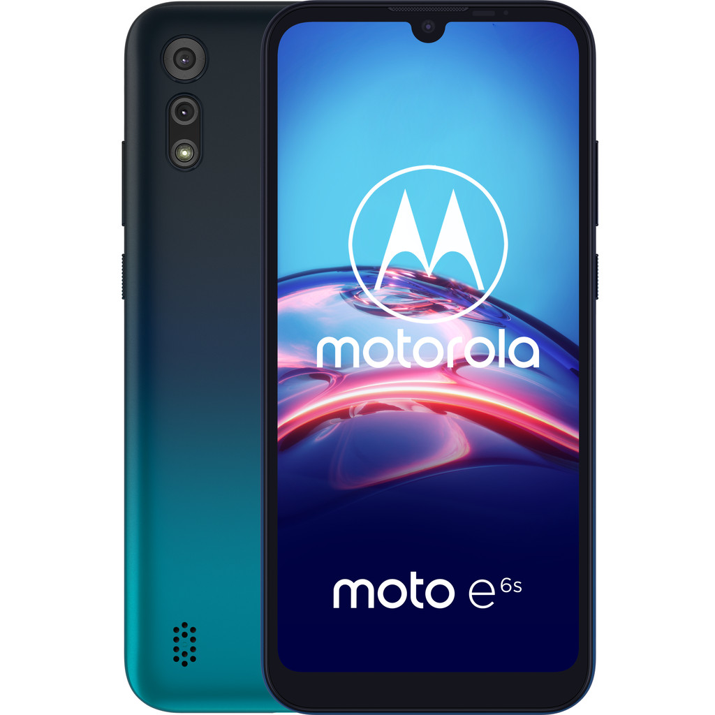 Motorola Moto E6S 32GB Blauw