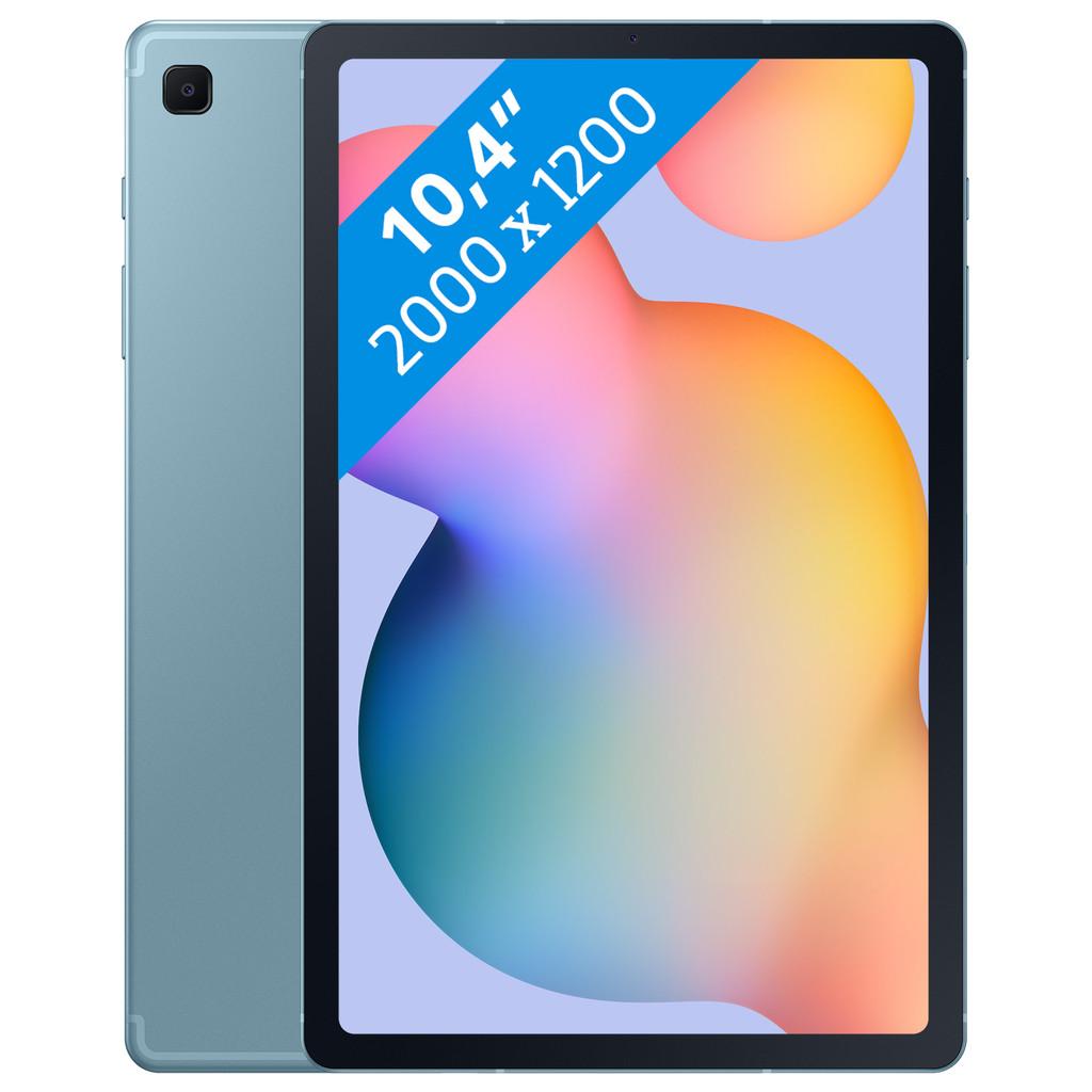 Samsung Galaxy Tab S6 Lite 128GB Wifi Blauw