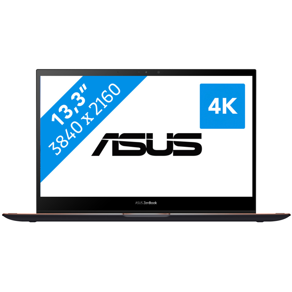Asus Zenbook Flip S 13 UX371EA-HL135T-BE Azerty